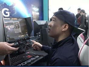 ESG总决赛,EnVyUs战队的成员Sixer在体验XL2540后,称赞XL2540...