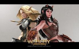 幻想风射击游戏 Warcry 萝莉御姐扛着枪