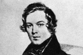 德国作曲家舒曼诞生-图片频道