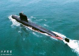 ...规潜艇 宋级 039型