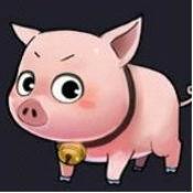 怎么简单的画一只可爱的跳舞小萌猪