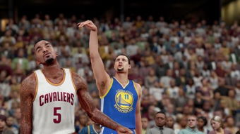 NBA 2K16 MT模式争霸赛获高分技巧