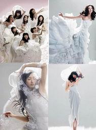 ...为我们演绎婚纱摄影中最妩媚的姿势-学名模摆POSE 演绎妩媚婚纱照