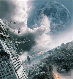 科学预言 2012年世界末日的景象 10