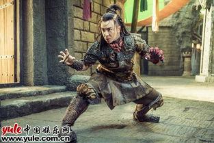 释小龙 武动乾坤 谈林炎 诠释角色会带自身特色