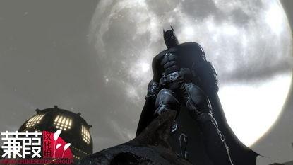 世界观/环境-蝙蝠侠 阿卡姆起源 测评 吾即黑夜,吾即正义