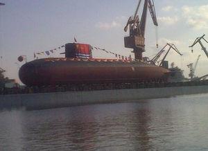 中国039C潜艇横空出世