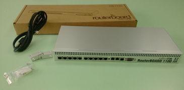Mikrotik RB1100AHx2 ROS电信级高端路由器