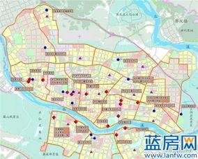 漳州市最新中心城区规划蓝图 快进来看看