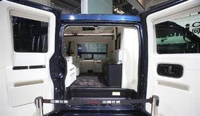 ava365-GMC SANAVA 2500S全新奢华的内饰设计,精心打造的舒适奢华空间...
