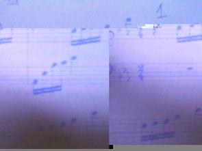 五线谱高低音符号后面的一串升降符号是个什么意思,通俗点说