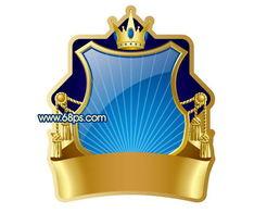 ...精致的蓝色皇冠徽章下载 免费绿色软件下载,共享软件基地,破解绿...