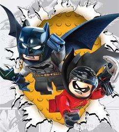 潮流 LEGO SUPERHEROES 乐高超级英雄