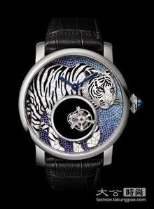 神级手表-高级珠宝腕表上的星月神话
