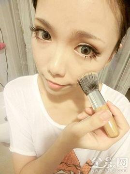 新手化妆全套教程