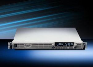 ...DK推出新一代1U可编程直流电源