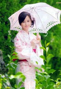 最美和服日本美女人体写真图片气质优雅清秀