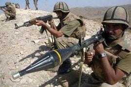 ...:进攻塔利班的巴基斯坦军人-国际新闻