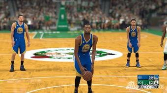 NBA2K17 评测 优秀已成习惯