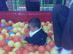 ...初十带宝宝去奇乐园玩