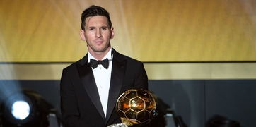 ...Lionel Messi 5, Cristiano Ronaldo 3.-梅西第5次荣膺国际足联金球奖