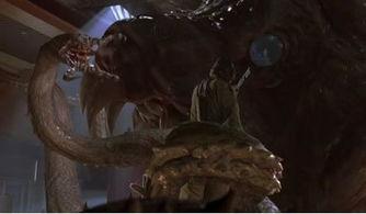 蛇女子宫吞人的小说-《极度深寒》中深海怪兽的设定取材于寒武纪时期的肉食性环节动物奥...