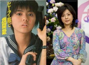 那些风行亚洲的80年代日本女星如今安何在