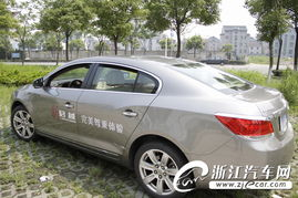 车辆信息:君越 2010款 2.4L豪华版-撒野 钱塘江 试驾新君越2.4豪华版