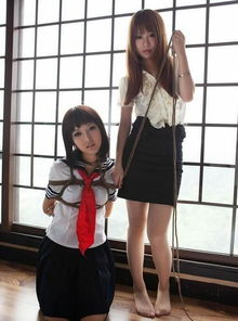 日本女人为何自愿受虐被捆绑