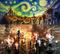 ...6年后重回动画领域 改编游戏 爱丽丝