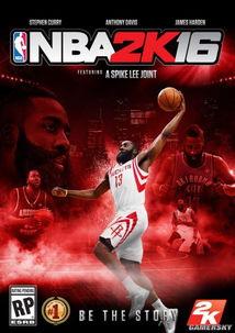 NBA 2K16 封面人物确认 浓眉哥取代杜兰特