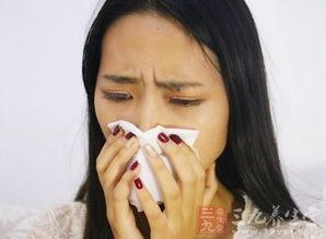 鼻子痒打喷嚏流鼻涕 四种要素致使打喷嚏