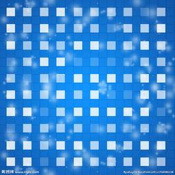 方格蓝色背景图图片