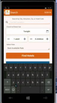 布开发者可以将Java 或C++ 编写的应用简单移植至Windows Phone/...