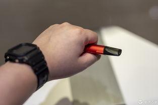 电子烟初体验 RELX悦刻雾化电子烟