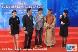...TVB参加香港国际影视展