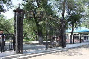 齐齐哈尔 烈士陵园 景区