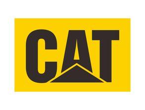 户外品牌CAT卡特矢量标志下载