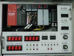 三菱PLC 实习机