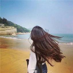qq空间头像女生背影长发最新大图 久念之人在梦不在眼