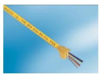 康普单模室内光缆规格型号及价格 超五网线 配线架 通信光缆 光纤跳线