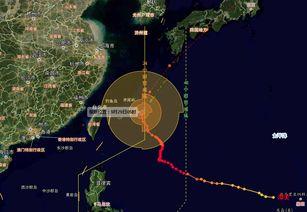 日本天气预报15天穿衣-表情 台风潭美过境冲绳一年两遇极强台风在日...