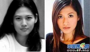 第一美女主持 沈星被揭整容 十年变脸残照曝光