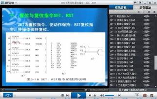 三菱PLC编程学习机 ZJ S1 三菱PLC编程视频教程大全