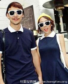 6款情侣装甜蜜秀恩爱 夏季情侣出街必备装扮