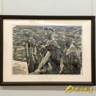 ...木刻作品《神秘无量之旅欢乐彝族》(你好台湾网 图)-组图 普洱绝...