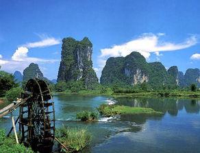 世界最美山水风景