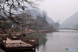 洪雅县柳江古镇10