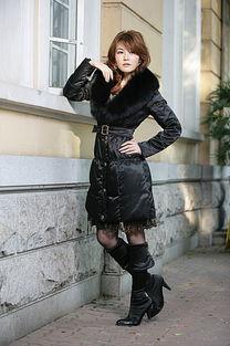 欧迅品牌女装09冬装照片浏览 不看你会遗憾终生