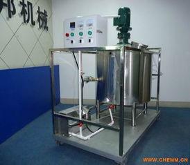 洗发水设备洗发水生产设备洗发水机器